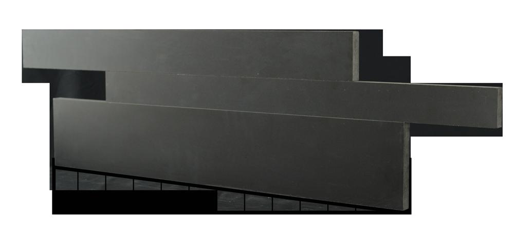 Staxstone - Norstone Natural Stone Veneer - Planc Ebony Panels