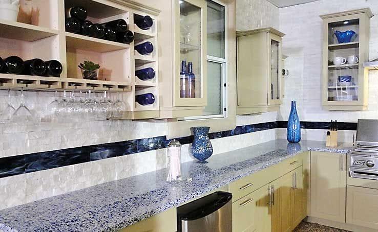 Staxstone Natural Stone Veneer - Backsplash