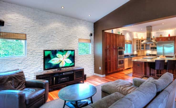Staxstone Natural Stone Veneer - Feature Wall