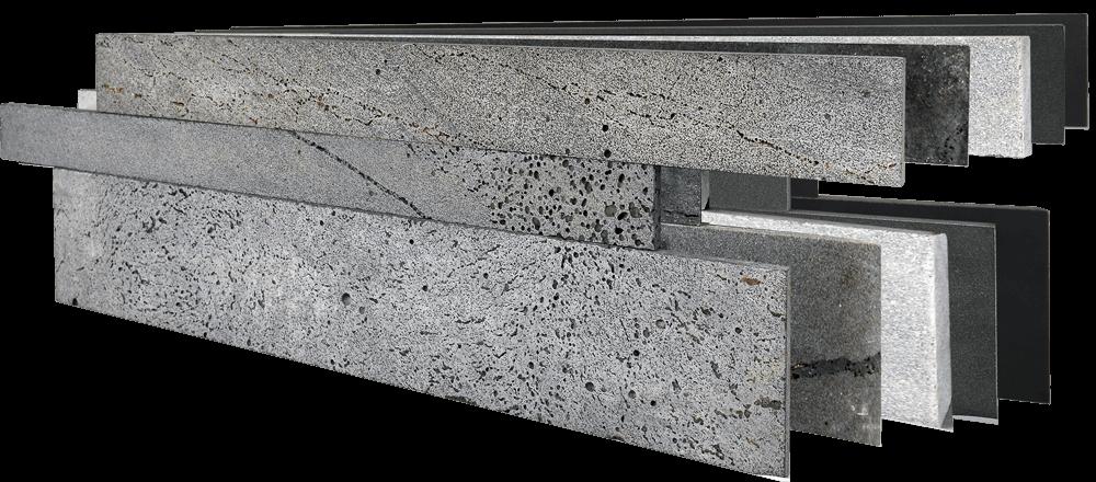 Staxstone - Norstone Natural Stone Veneer - Planc Line Up
