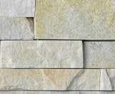 Staxstone - Norstone Natural Stone Veneer - XL Rock Panel Pearl Sample