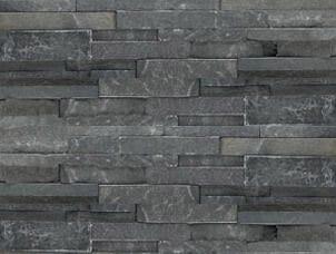 Aksent 3D rock panel stone veneer sample