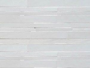 Lynia White Marble Rock Panel Stone Veneer Sample