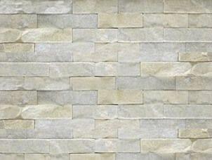 Ivory Rock Panel Stone Veneer Sample