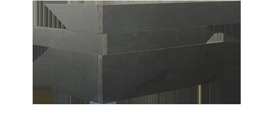 Staxstone - Norstone Natural Stone Veneer - Planc Ebony Corners