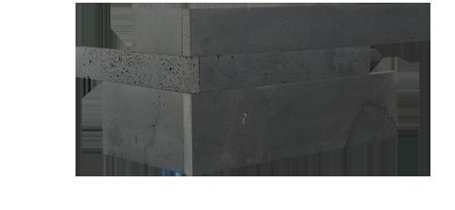 Staxstone - Norstone Natural Stone Veneer - Planc Graphite Lavastone Corner