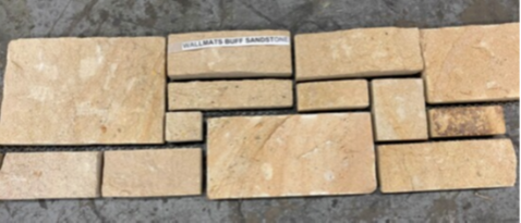 Wallmats Buff Sandstone