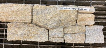 Classic Rustic Granite