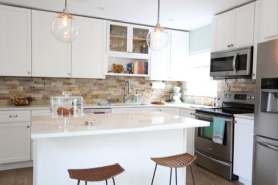Staxstone Gallery - stone veneer Kitchens