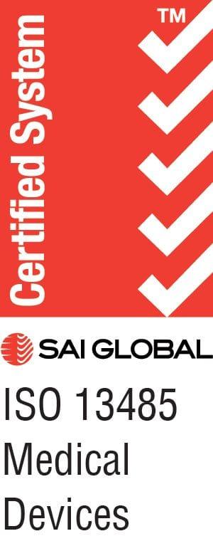 ISO13485 Accreditation