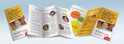 Brochure Design   Design with a difference