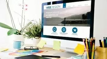 Website design and digital marketing