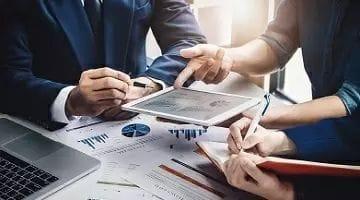 Sales presentation materials
