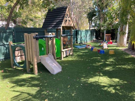 Our New Nursery Yard