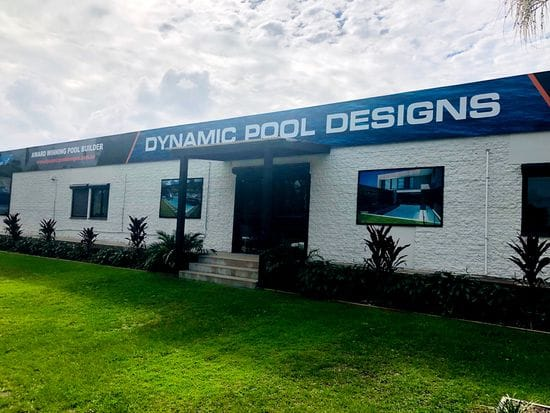 Pool Builder Showroom in Chinderah!