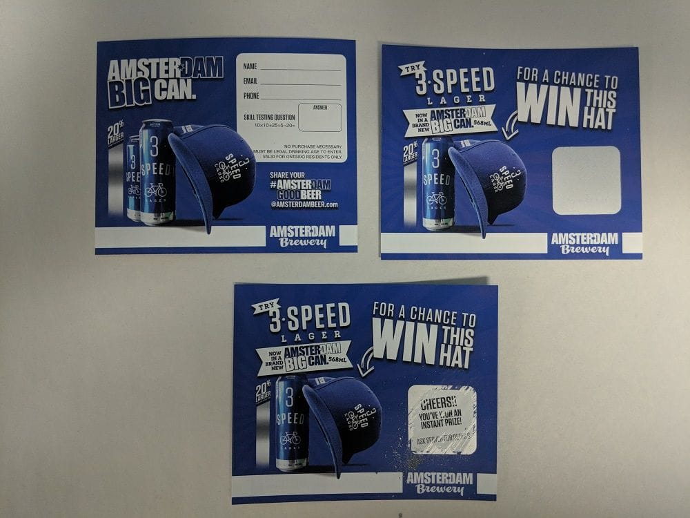 Scratch & Win Tickets | Scratch Off Pads | Graphics Production Group
