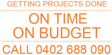 Infinity Projex get projects done on time and on budget