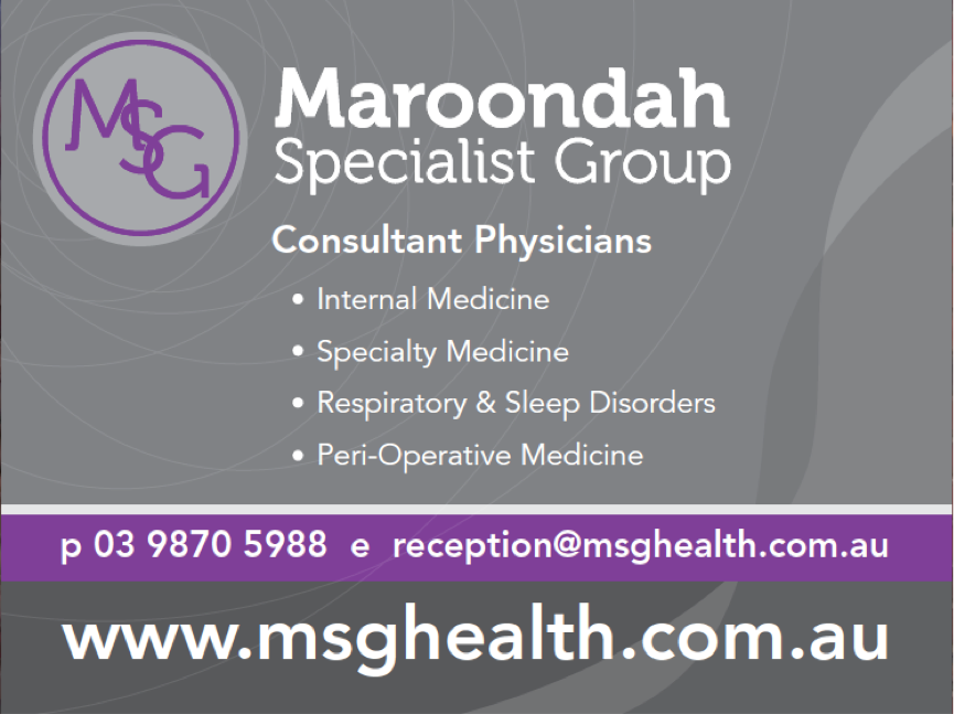 Maroondah Specialist Group Consultant Physicians