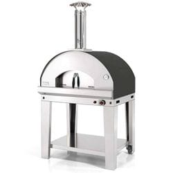 Fontana Forno Toscano Stainless Carts for Gas Ovens