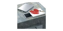 Lynx Ventana Trash Centers/ Paper Towel Dispenser & Towel Bar