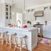 Interior Details: Rosewell Avenue