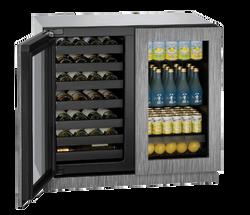 """Beverage Center 36"""" Integrated 115v"""