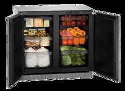 """Solid Refrigerator 36"""" Integrated 115v"""
