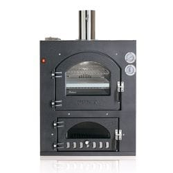 Fontana Inc Q Built-in Wood-Burning Oven 80V