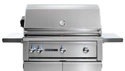 Sedona L600 Freestanding Grill - 3 SS Tube Burners with Rotisserie - Ships Assembled, LP