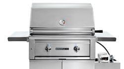 """Sedona 30"""" Grill - 1 ProSearTM Burner & 1 Stainless Steel Burner with Rotisserie (freestanding) NG"""
