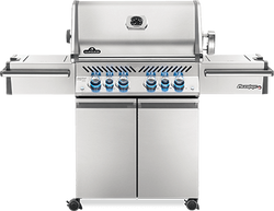 Napoleon Prestige PRO 500 with Infrared Rear and Side Burners