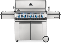 Napoleon Prestige PRO 665 with Infrared Rear and Side Burners