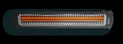 Bromic 4000W TUNGSTEN ELECTRIC 208V BLACK