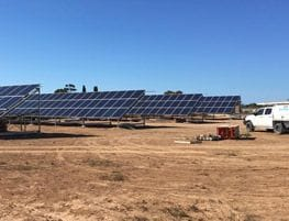 Mundrabilla Roadhouse uses renewable power