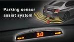 Backup Alert Sensor