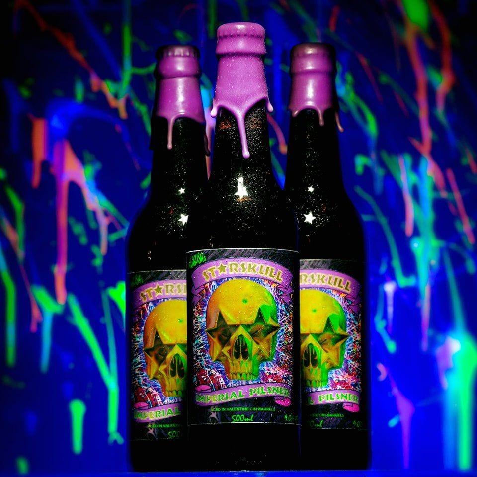 Beer Label | Specialty Beer Label | Matte Beer Label