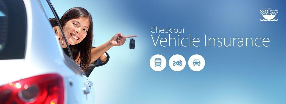 Vehicle Insurance QLD