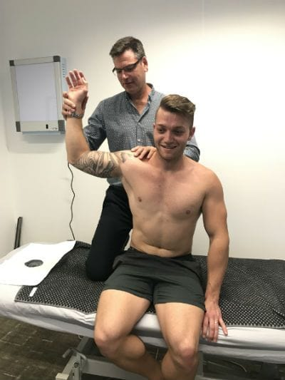 Link Rehabilitation Shoulder Physiotherapy in Murdoch & Perth