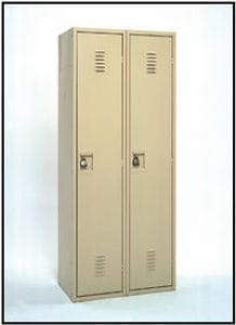 COR A643-02 Double Locker