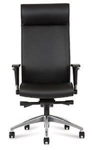 Teem High Back Chrome Base Chair -42