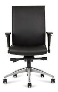 Teem Mid Back Chrome Base Chair -42