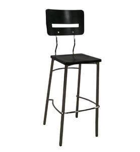 Madison Barstool Wood Seat-23