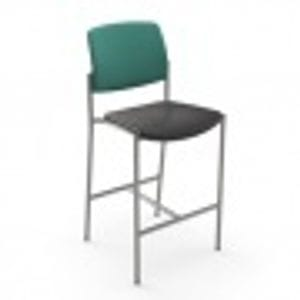 1425 Poly Seat Uph Back-26