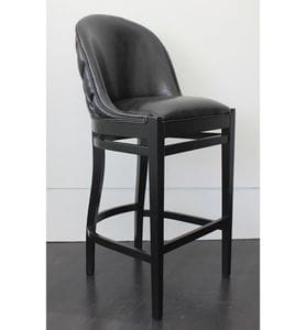 Tailored Tufted Barstool -23
