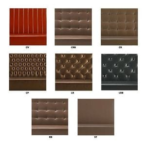 Booth Upholstery Options -36