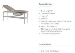 415D Treatment Table -14