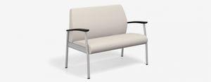 SPE Calvin Bariatric Chair 8101 L-AIuminum Rails