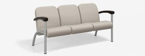 SPE Companion-4203M Three Seater w Wood Armsjpg