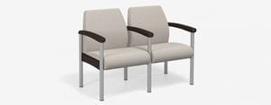 SPE Cooper-Dwight-6112M Two Seater w Full Arms