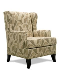 HCF 039 Wing Back Chair